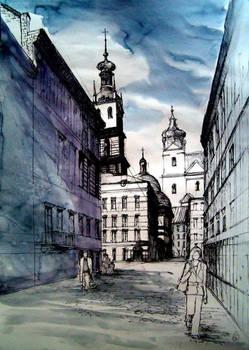 viev of Lviv - 90min