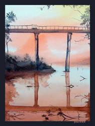 The Bridge by paczek
