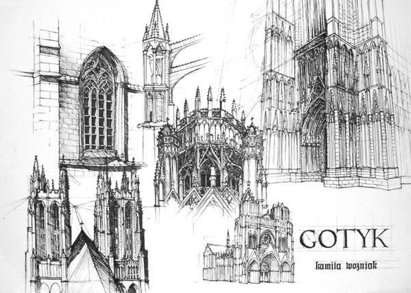 Gothic Details By Paczek On DeviantArt