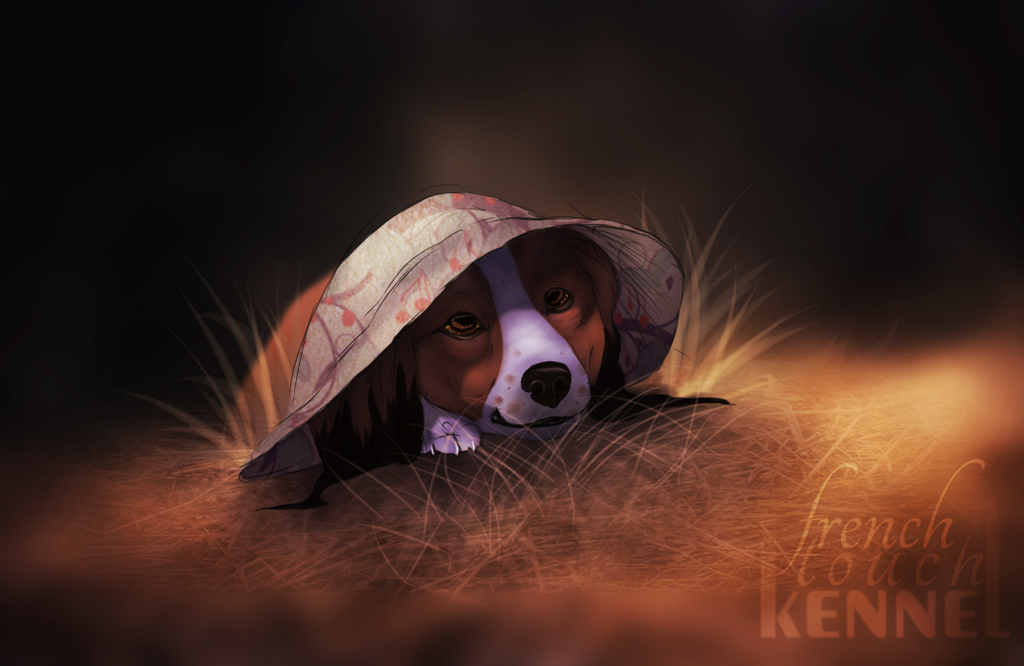 Je m'ennuie, alors voilà ma galerie ! I_wanna_kiss_kiss_kiss_by_french_touch_kennel-dahnkny