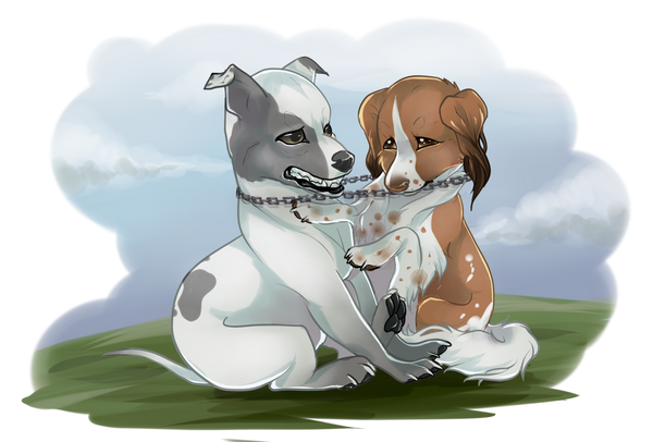 Je m'ennuie, alors voilà ma galerie ! Caring_is_sharing_by_french_touch_kennel-daibwb1