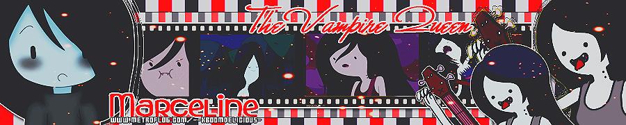 Banner Marceline by SaaKuuRiiTha