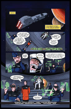 The Spire Page 1