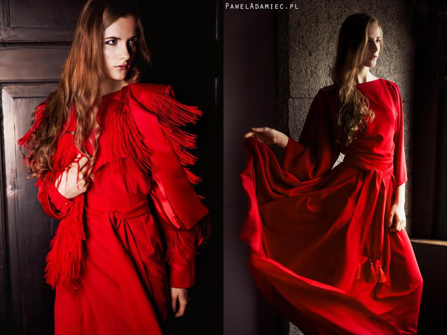 Red by paweladamiec