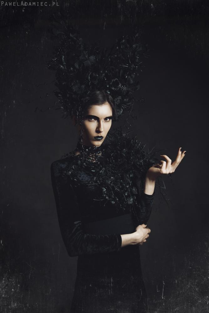 Black Widow by paweladamiec