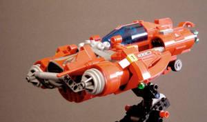hotrod civilian starcruiser