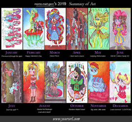 Annual Art Summary 2019