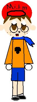 Chibi 2.0 (based on PikaLuigiGirl's depiction) by NinMaster712
