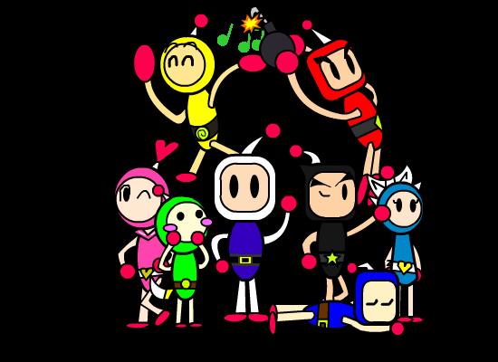 Bomberman Bros., Let's Goooo! by NinMaster712