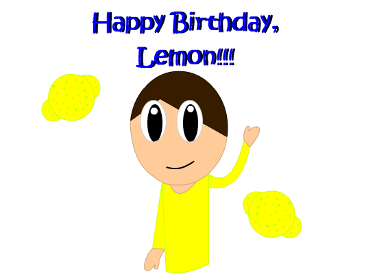 Lemon4Lolz - Birthday Gift by NinMaster712