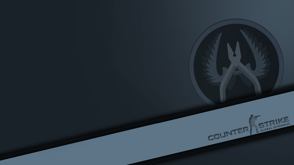 Cs go minimalist wallpaper by quilerpls for Going minimalist