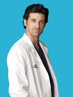 Patrick Dempsey Vector by pullmeoutalive