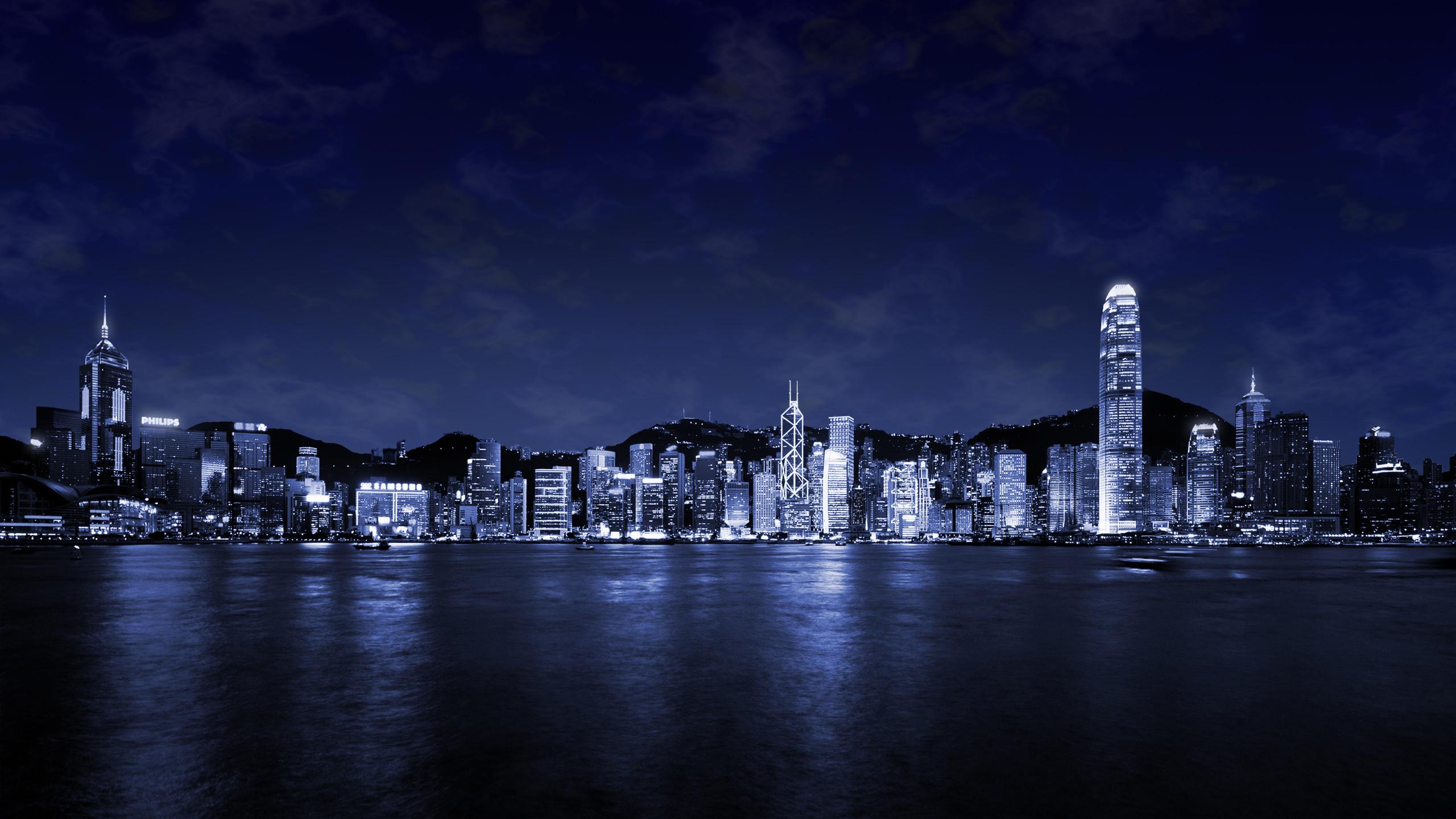 City At Night wallpaper - 1058862