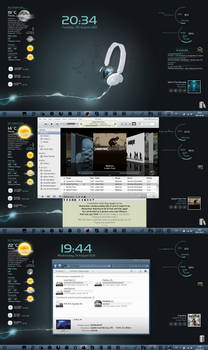 My desktop 2011 Sept