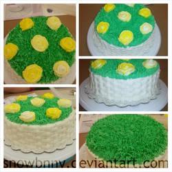 Cake Decorating Class Final