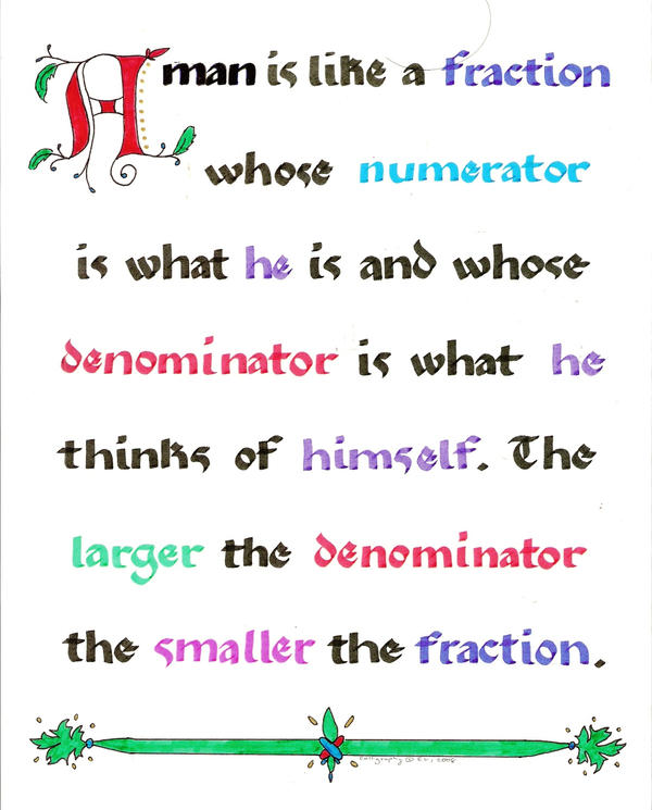 I Love Math Quotes Math Quote Version  By