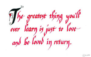 Moulin Rouge Quote by elhalfling