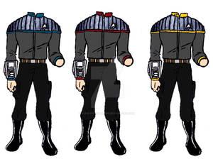 Command Uniform Mix