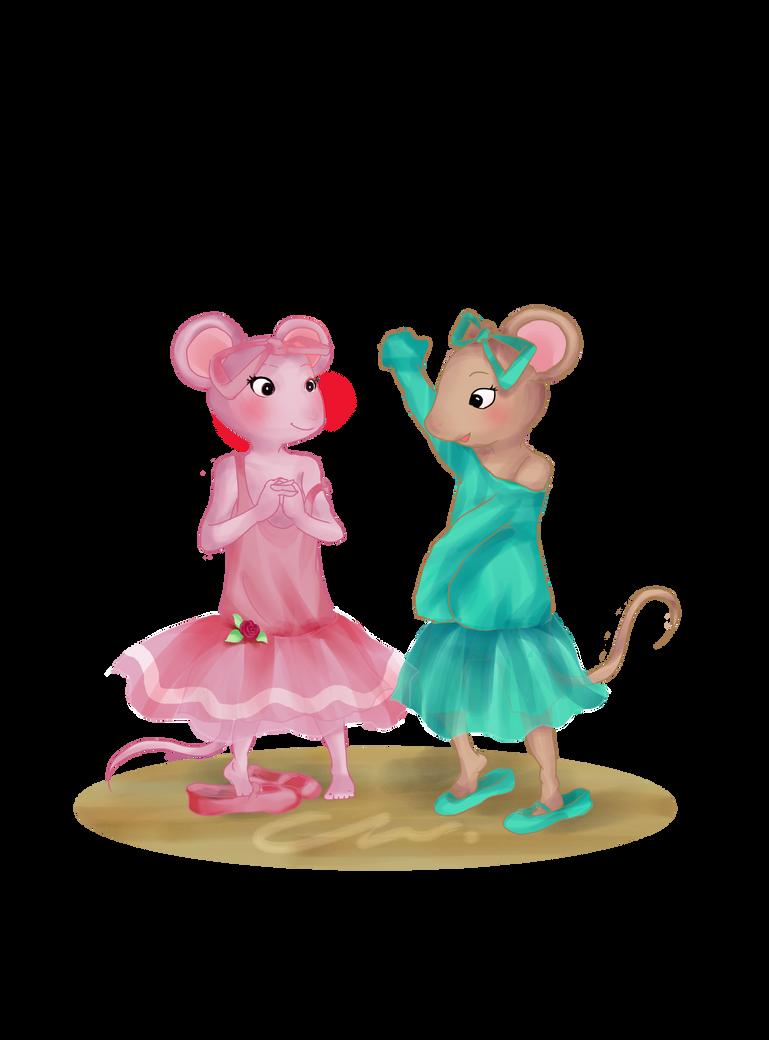 Angellina and Alice by Hyoryo