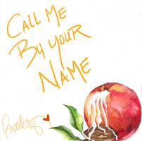 Elio Perlman - Oliver - CMBYN - Peach by bryluenlush
