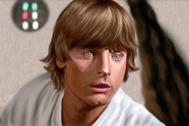 Luke Skywalker by Norloth