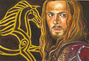 Eomer of Rohan by Norloth