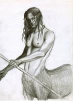 Someone as a Centaur by Norloth
