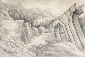 Road to Moria by Norloth