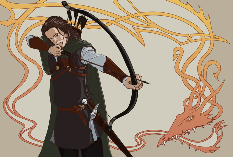 Bard the Bowman 2 by Norloth
