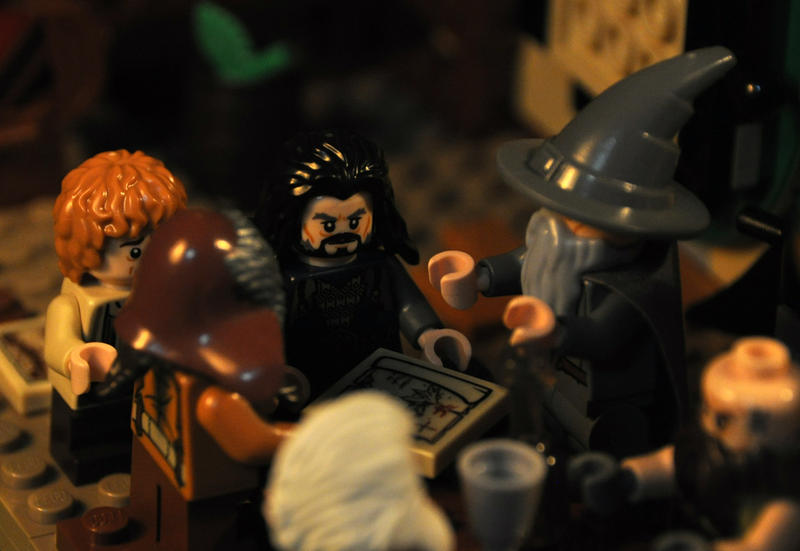 Take back Erebor! by vigshane