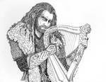 Thorin with Harp