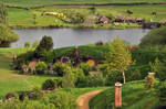 A Sunny Day in Hobbiton by Norloth