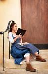 Belle Reading Book (Disneyland)