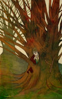 Bilbo In The Woods by Norloth
