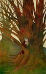 Bilbo In The Woods