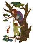 Climb the Tree