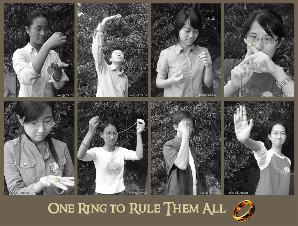 One Ring to Rule Them All by vigshane