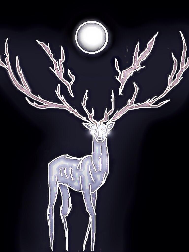Auria, the ivory dear