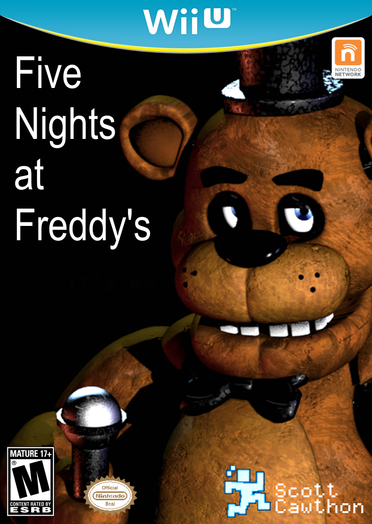Five nights at freddy s for the wii u by sodaddict on deviantart
