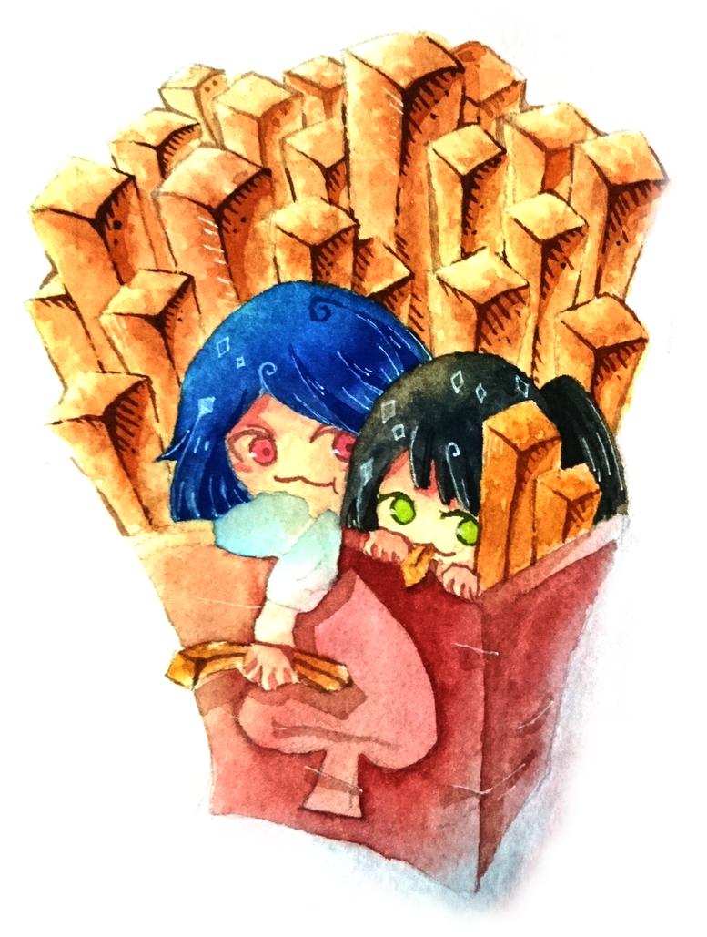 Fries by mirk0409