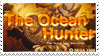 The Ocean Hunter stamp by Makoto-Nihil
