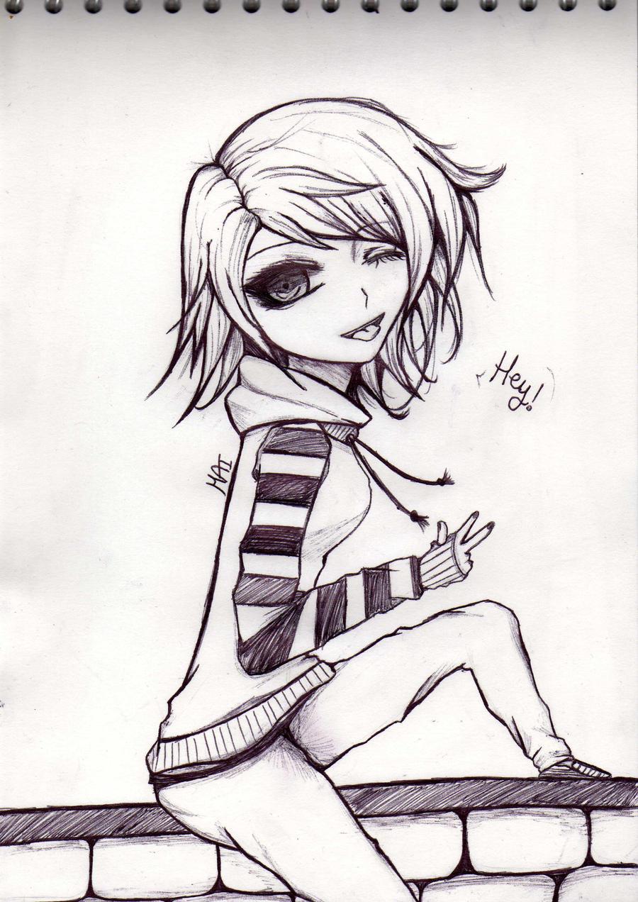Hey by MaiChuu