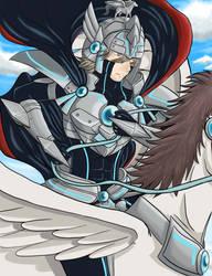 Knight of Solitude by Haya-dono