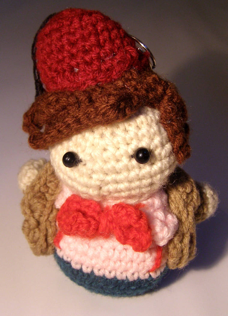 Doctor Who Crochet 11
