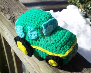 Valentine Tractor