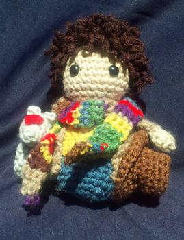 Crochet 4th Doctor Doll