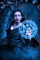 Magica Arcana by Lapoulenoire