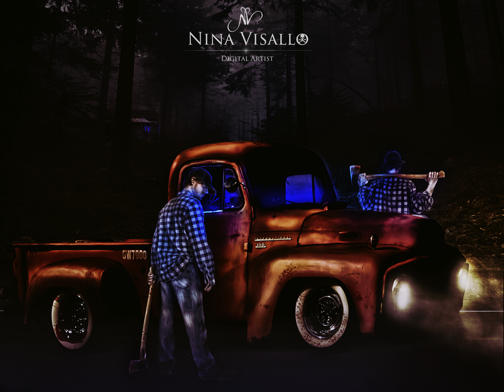 Deadly Twins by NinaVisallo