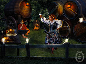 The fairy beer of hobbits
