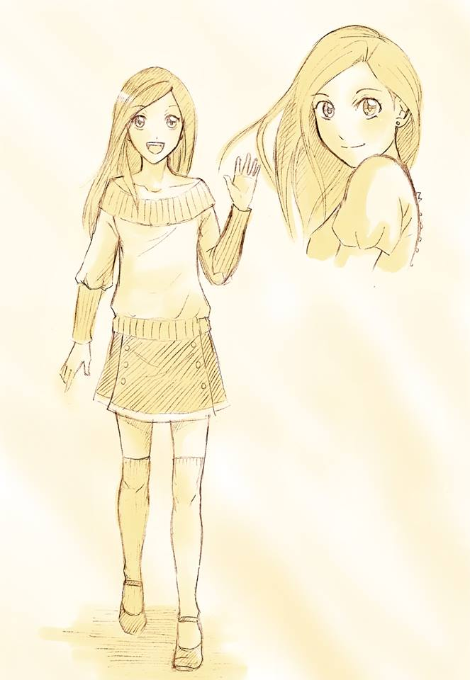 Yukiko Miyazawa by Ketsu000